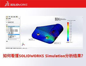 如何看懂SOLIDWORKS Simulation分析结果?